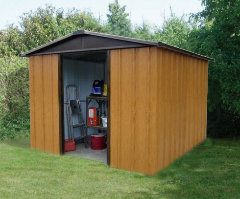 Comment choisir la bonne taille pour votre abri de jardin for Abri jardin metal